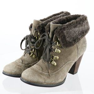 Clarks Indigo Women's Pump Boots Size 5.5 Leather
